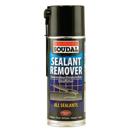 Средство для устранения загрязнений из отвержденного контактного и монтажного клея Sealant Remover 400 мл