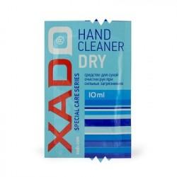 ХАДО Гель для сухой чистки рук (XADO Hand Cleaner Dry) 10 мл.