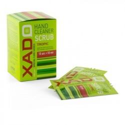 ХАДО Гель-скраб тропик ( Hand cleaner scrub) 10 мл. упаковка 15 шт.