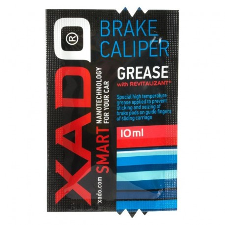 ХАДО Смазка для суппортов (XADO Brake Caliper) 10 мл