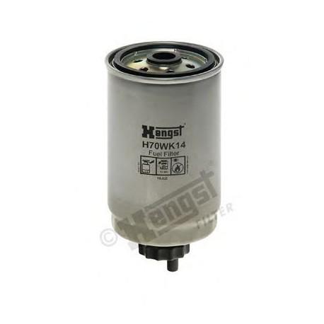 Фильтр топливный Hengst H70WK14
