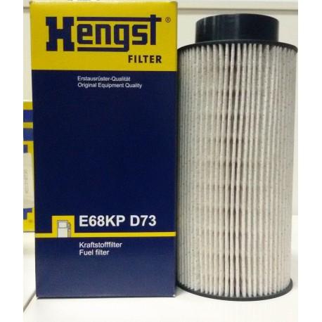 Фильтр топливный Hengst E68KP D73