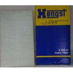 Фильтр салона Hengst E902LI