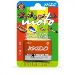 XADO Ревитализант для мототехники 4,5мл