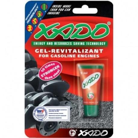 XADO Гель-ревитализант для бензинового двигателя9мл