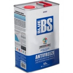 XADO Концентрат антифриза для oхлаждения двигателя Antifreeze Blue BS 4,5кг