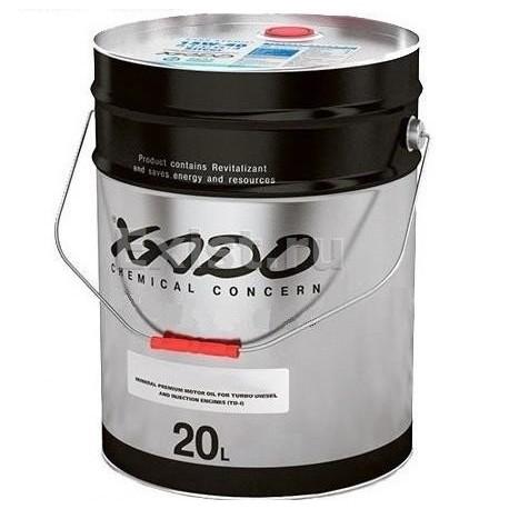 XADO Антифриз для двигателя Antifreeze Red 12++ -40⁰С 20л
