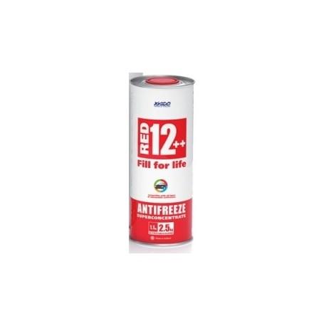XADO Концентрат антифриза для двигателя Antifreeze Red 12++ 1,1кг