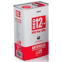 XADO Концентрат антифриза для двигателя Antifreeze Red 12++ 4,5кг