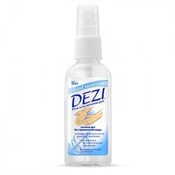 DEZI Гель косметический очищение рук без воды и мыла 50мл