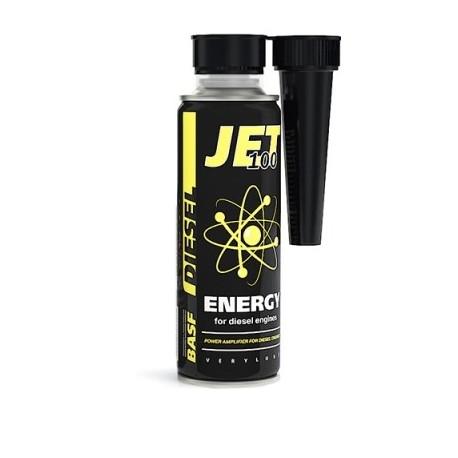 JET 100 ENERGY for diesel engine - усилитель мощности дизельных двигателей 250 мл.