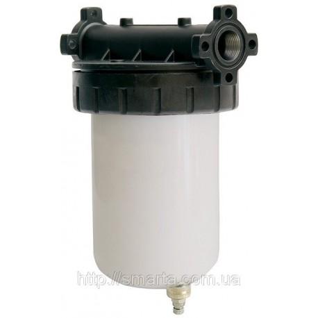 Фильтр сепаратор бензина, керосина, FG-100G, 5 микрон, до 105 л/мин, Gespasa