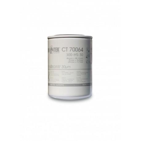 Фильтр для дизельного топлива, 300 HS-II-30 (гидроабсорбирующий, до 50 л/мин) CIM-TEK