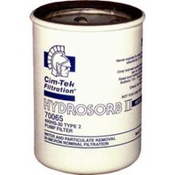 Фильтр для очистки дизельного топлива, 400 HS-II-30 (гидроабсорбирующий, до 80 л/мин) CIM-TEK