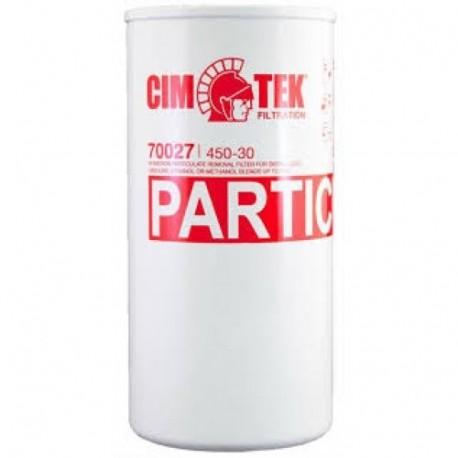Фильтр тонкой очистки дизельного топлива, 450-30 (до 100 л/мин), CIM-TEK