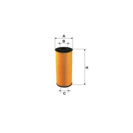 Элемент фильтрующий масла WL7008