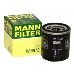 Фильтр масляный Mann W68/3