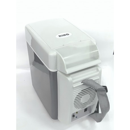 Автохолодильник-сумка 7л (12V) EC-0121