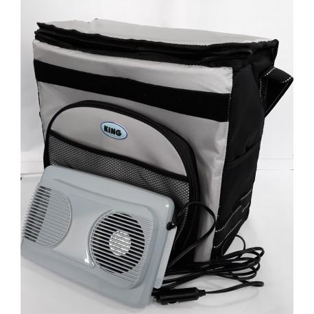 Автохолодильник-сумка 20л (12V) EC-0120