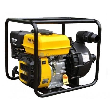 Бензиновая мотопомпа Rato RT50HB35-3.8Q (R210) для химикатов/морской воды