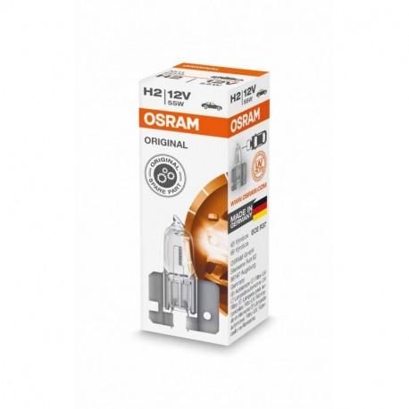 Лампа галогенная H2 12V 55W X511 Osram (64173)