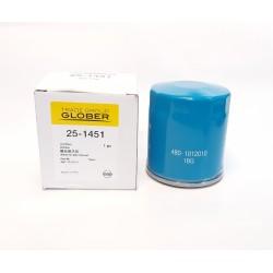 Фильтр маслянный GLOBER GB 25-1451 (480-1012010)