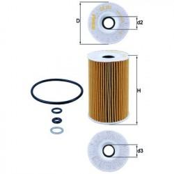 Элемент фильтрующий масла KNECHT OX 351D ECO