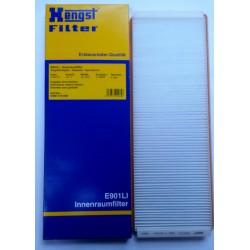 Фильтр салона Hengst E901LI тонкой очистки