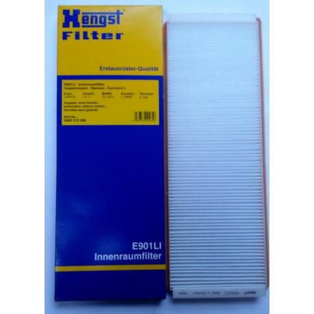 Элемент фильтрующий воздуха Hengst E901LI