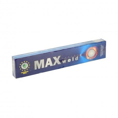 Электроды сварочные 4 мм (упак. 2,5 кг) MAXweld РЦ
