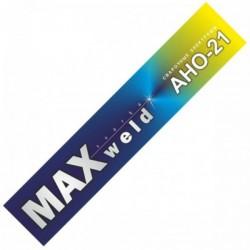 Электроды сварочные 4 мм (упак. 5 кг) MAXweld АНО-21