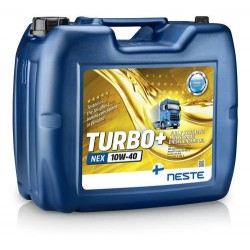 NESTE Turbo+ NEX 10W-40 (20л)