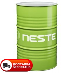 Neste Industrial Gear 220 EP (200л) индустриальное трансмиссионное масло с EP присадками