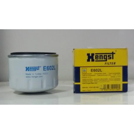 Элемент фильтрующий воздуха Hengst E602L