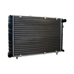 Радиатор водяной 2-х рядный 3110А-1301010-10 технология SOFICO (алюм.) ШААЗ