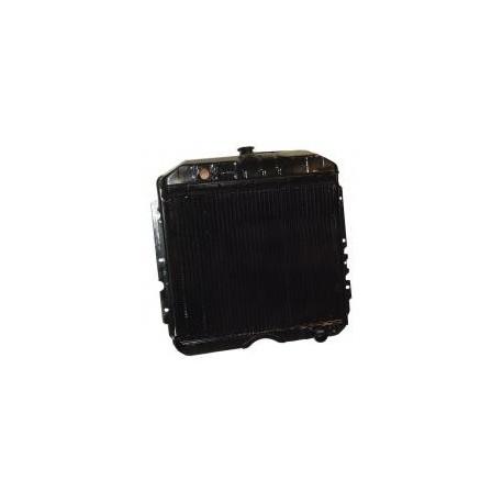 Радиатор водяной 3-х рядный 51А-1301010 ШААЗ