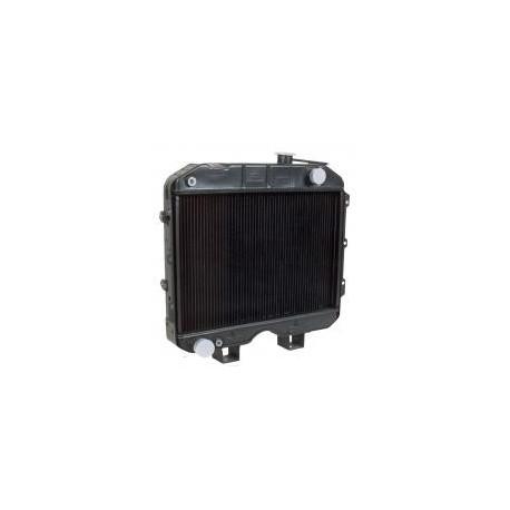 Радиатор водяной 3-х рядный 3741-1301010-04 ШААЗ