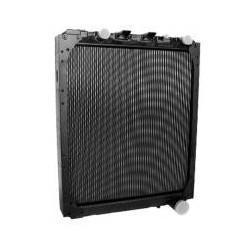 Радиатор водяной 3-х рядный 642290-1301010-011 ШААЗ