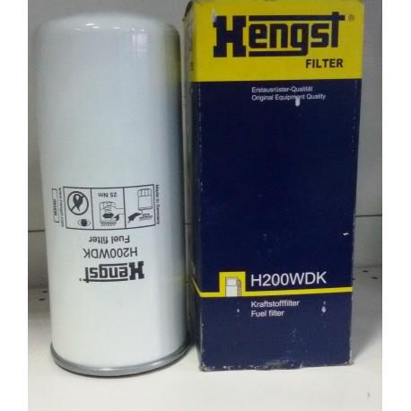 Фильтр топливный Hengst H200WDK