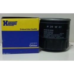 Фильтр масляный Hengst H20W01