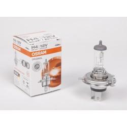 Лампа галогенная H4 12V 60/55W P43t Standart Osram 64193