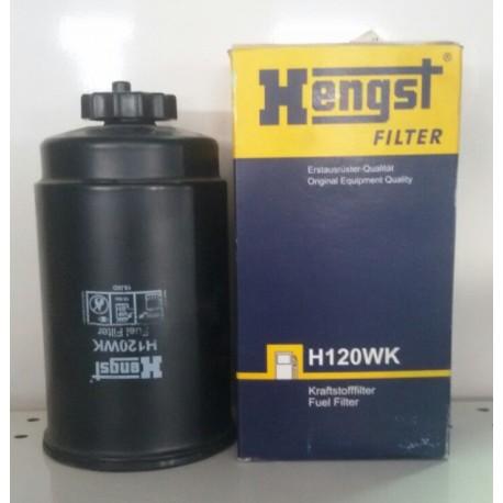 Фильтр топливный Hengst H120WK