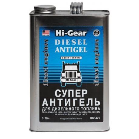 Суперантигель для дизтоплива 1:500 Hi-Gear (США) 946 мл HG3427