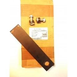 AH124635 Нож измельчителя подвижный (молоток) к-т 6шт John Deere