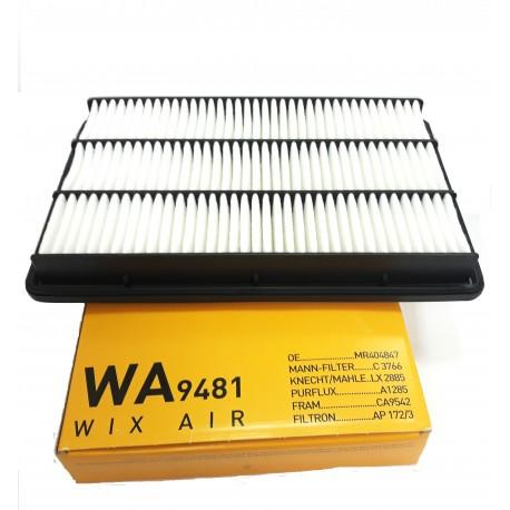 Элемент фильтрующий воздуха WIX WA9481