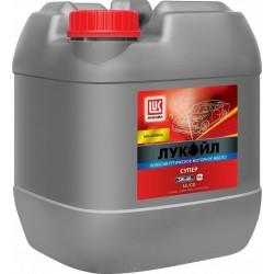 ЛУКОЙЛ СУПЕР 10W-40 Масло моторное полусинтетическое, API SG/CD (21,5л)