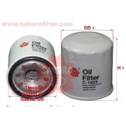 Фильтр масляный SAKURA C1823
