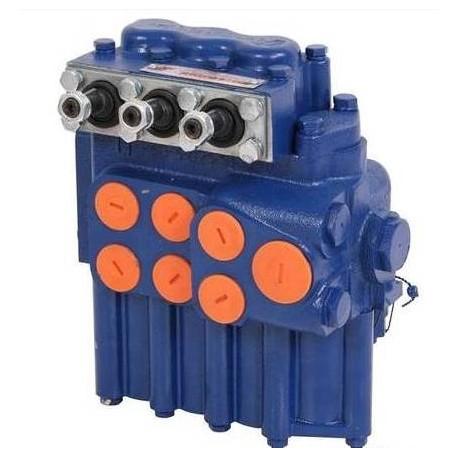 Распределитель гидравлический фиксирующейся Р80-3/1-222М