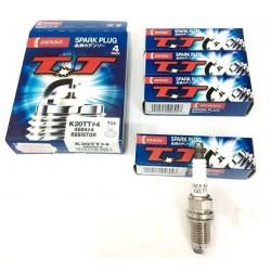 Свеча зажигания (к-т 4 шт) DENSO K20TT