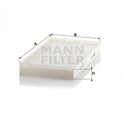 Фильтр салона CU3540 (пр-во MANN)